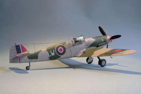 Messerschmitt Bf-109 G10
