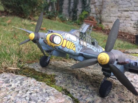 Messerschmitt Bf 110G-2