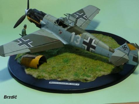 Messersmitt Bf 109E-4