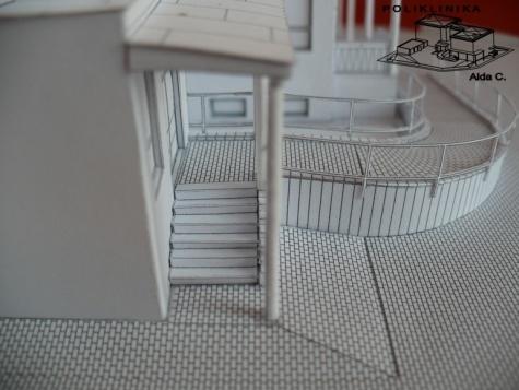 Městečko - poliklinika