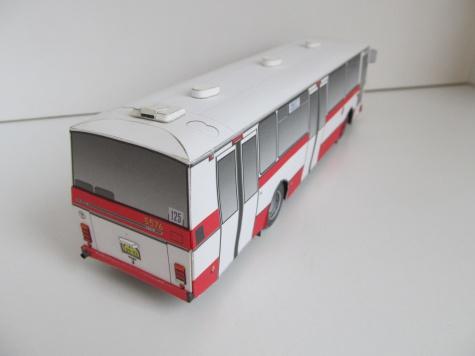 městský autobus KAROSA B732.20
