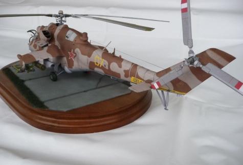 Mi-24D  HIND