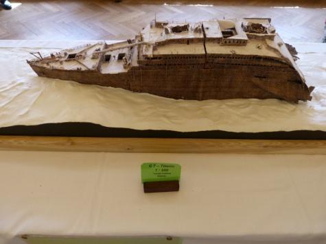 MiČR lodních modelů sekce C Vysoké Mýto 2013