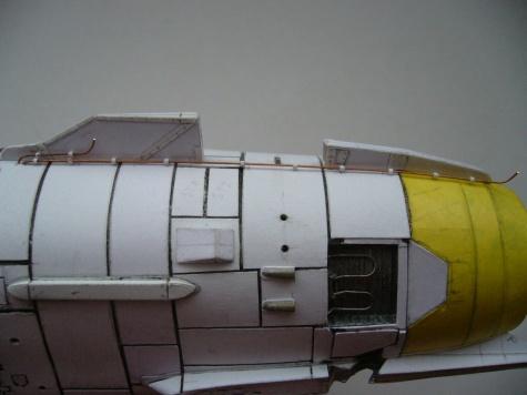 MiG-23BN  (konverze z MiG-23MF)