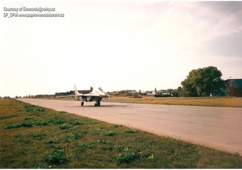 MiG-29 - historicke ohlednuti