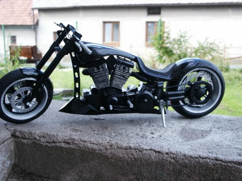 Mille Miglia Custom Bike
