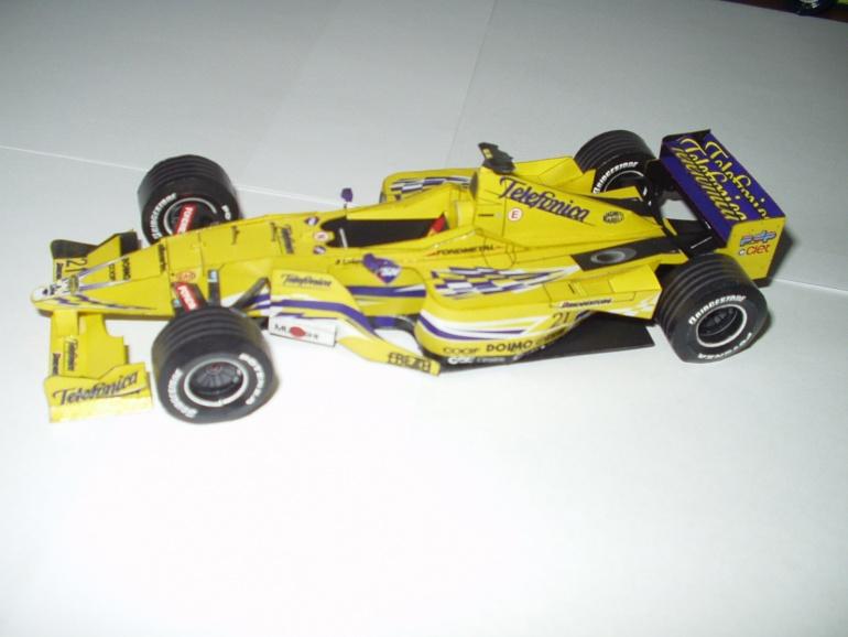 Minardi Fondmetal M02