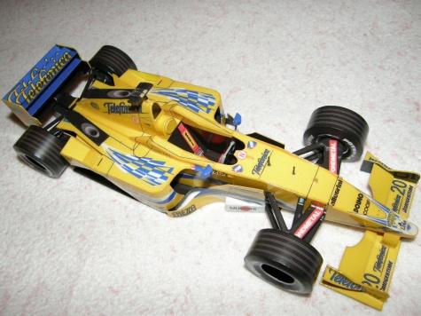 Minardi M 02