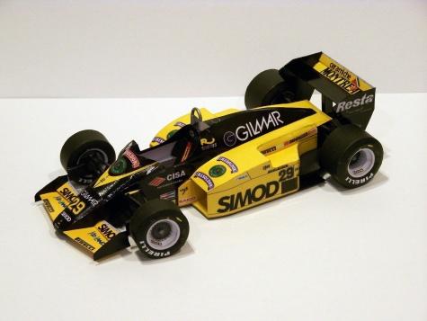 Minardi M 185