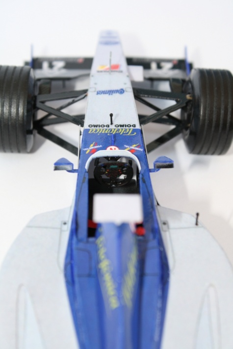 Minardi M01 - 1999