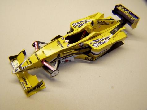 Minardi M02, 2000, G. Mazzacane