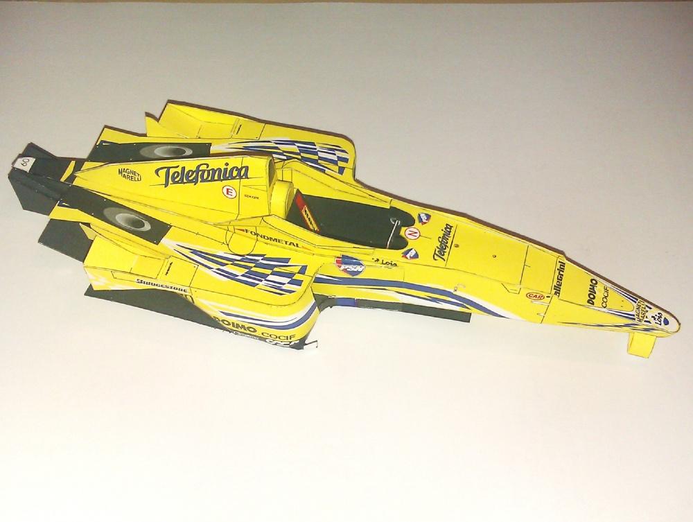 Minardi M02, 2000 Marc Gené