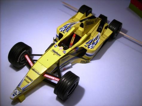 Minardi M02, Marc Gené