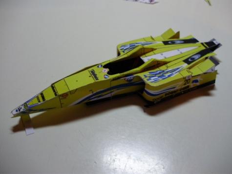 Minardi M02 Fondmetal