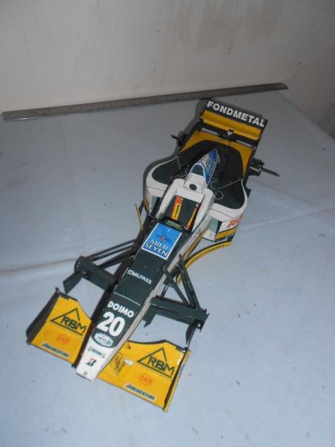 Minardi M197