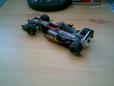 Minardi PS02,Alex Yoong,2002