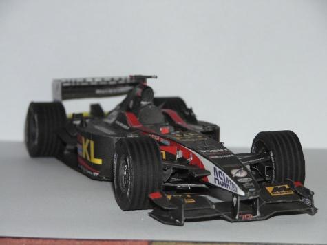 Minardi PS 02