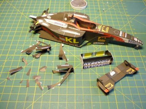 Minardi PS02 - Alex Yoong - 2002