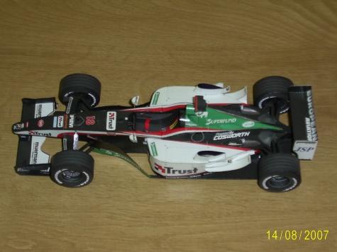 Minardi PS03 J.Wilson 2003