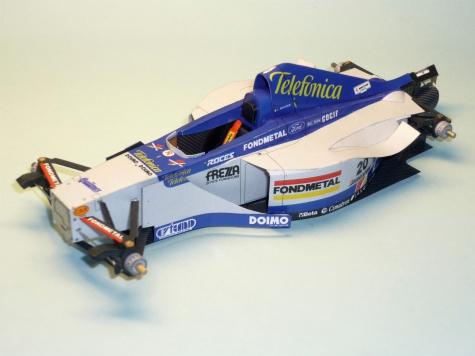 Minardi M01