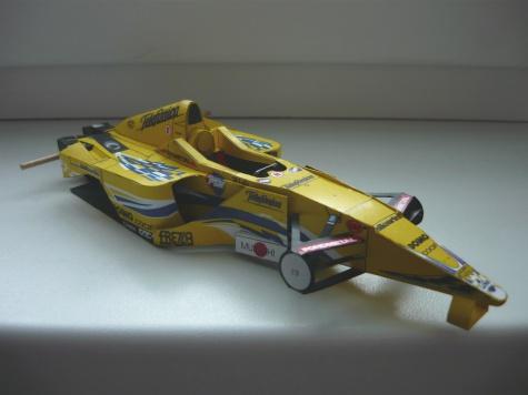 Minardi M02