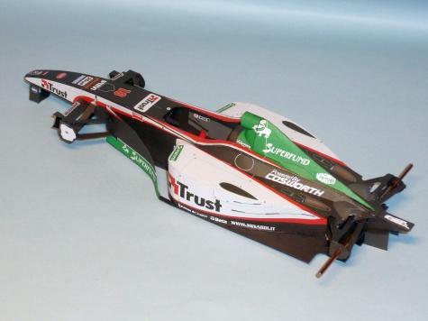 Minardi PS03 - Justin Wilson - GP Kanady 2003