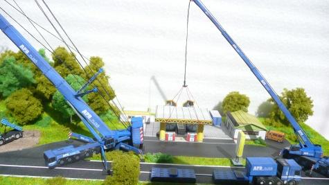 Minibox Oprava mostu