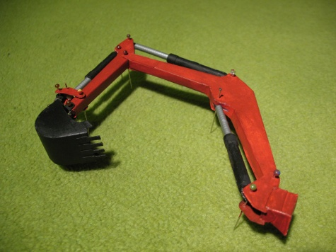Minirýpadlo DH 0411