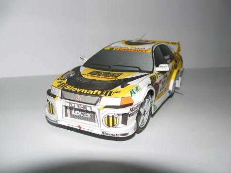 Mitsubishi Carisma GT Evolution V