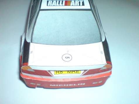 Mitsubishi Evo 5