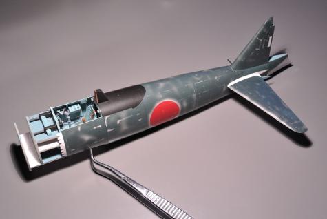 Mitsubishi A6M3 model 22