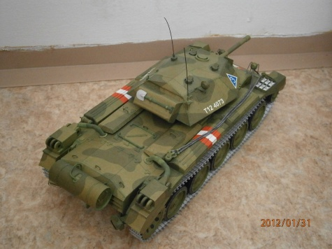 MK VI Crusader III