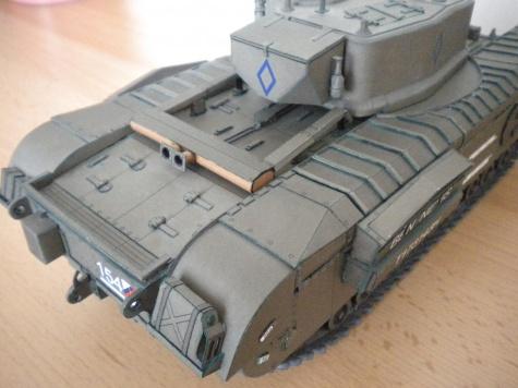 Mk VII Churchill