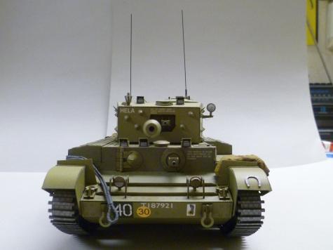 Mk. VIII Cromwell IV