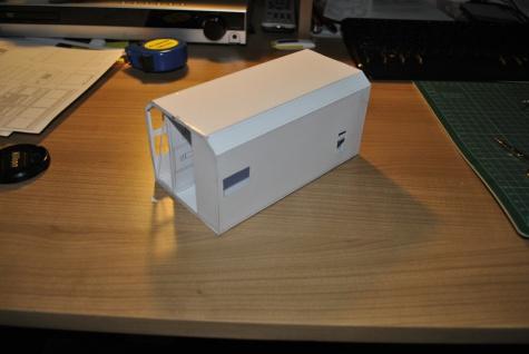 Mobilný letiskový pristávací radiolokačný systém - alfa test