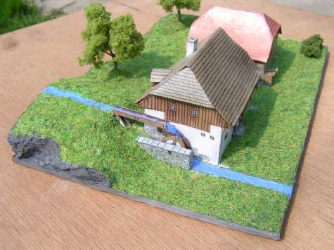 Mochovský mlyn