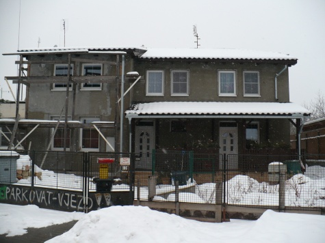 Model mého domu - paralelka