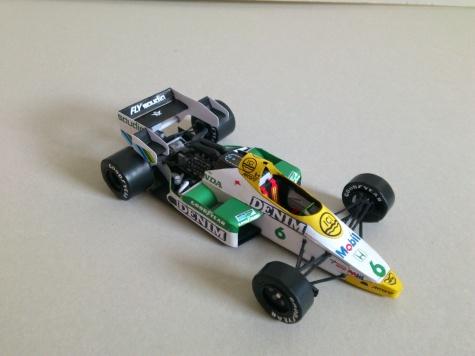 Modely F1- nové foto