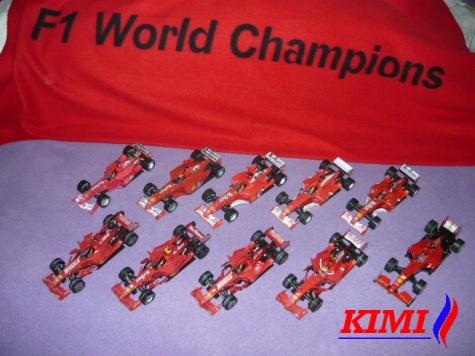 Galerie Formule 1 - Kimi