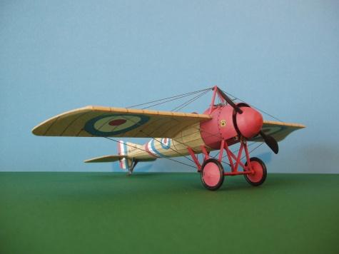 Morane Saulnier typ N