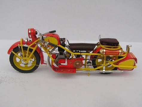motocykl Čechie
