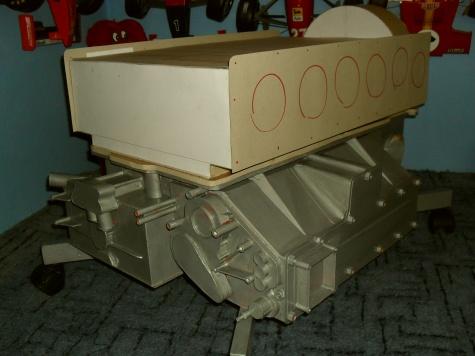 MOTOR Ferrari 512 BB