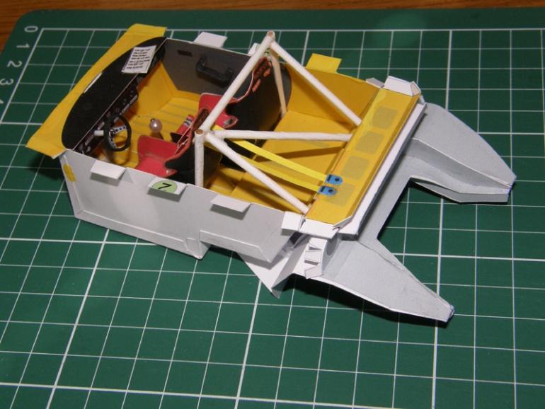 Motor Skoda 130RS