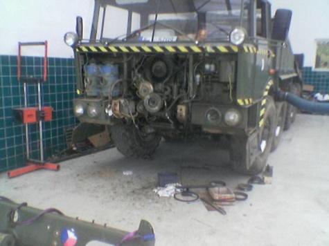 Motor-T 813/LUCAS