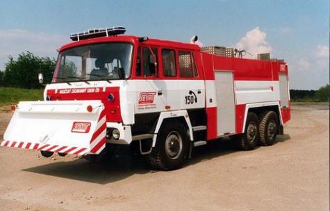 Motor Tatra 815