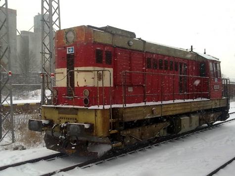 Motorová lokomotiva 742 (T 466.2)