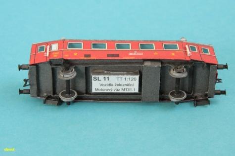 Motorový vůz  M131.1