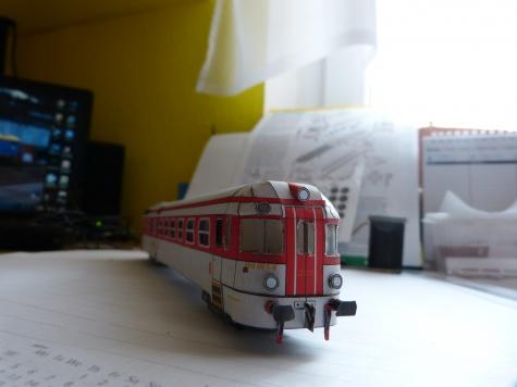 Motorový vůz M 286