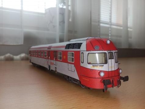 Motorový vůz 850 001-9 (M286)