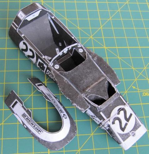 MS80 Italian GP, J.P.Beltoise 1969